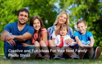 Creative and Fun Ideas For Your Next Family Photo Shoot