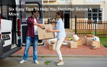 Six Easy Tips To Help You Declutter Before A Move